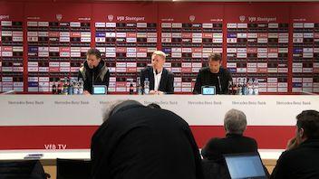 Die PK mit Julian Nagelsmann und Markus Weinzierl