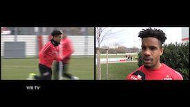 Voller Fokus auf Eintracht Frankfurt: Daniel Didavi