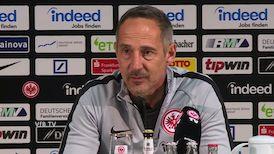 Eintracht Frankfurt vor dem Heimspiel gegen den VfB