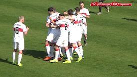 Highlights U19: VfB Stuttgart - FC Ingolstadt