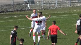Highlights U17: FC Ingolstadt - VfB Stuttgart