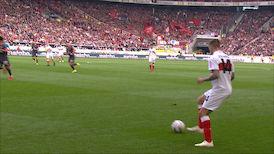 2. Halbzeit: VfB Stuttgart - Nürnberg