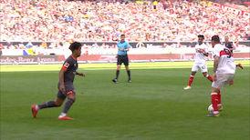 Highlights: VfB Stuttgart - Nürnberg