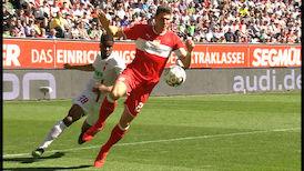 Zusammenfassung: FC Augsburg - VfB Stuttgart