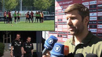 Im Interview: VfB Sportvorstand Thomas Hitzlsperger