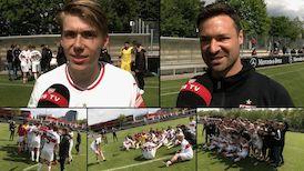 Die U19 ist Süddeutscher Meister