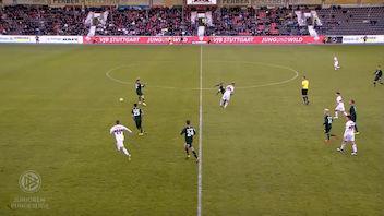 U19-Halbfinal-Hinspiel: VfB Stuttgart - VfL Wolfsburg