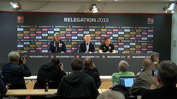 Pressekonferenz: VfB Stuttgart - 1. FC Union Berlin