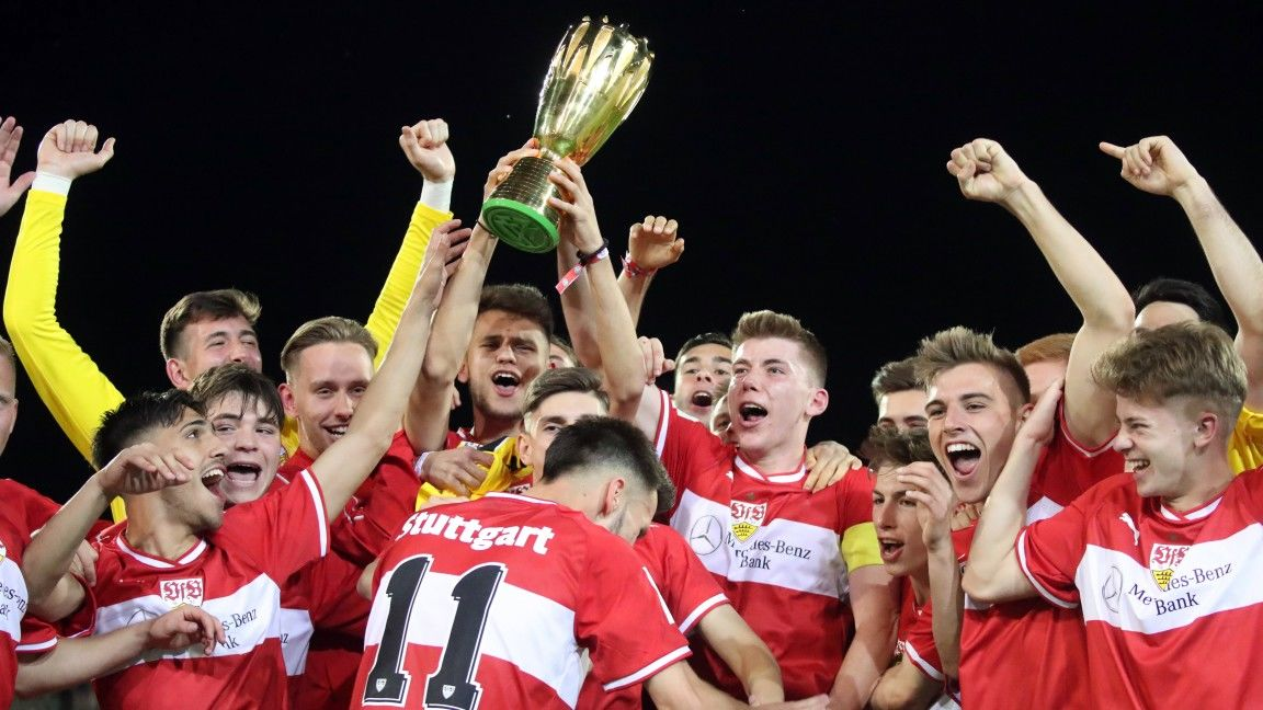 Highlights U19-Pokalfinale: RB Leipzig - VfB Stuttgart