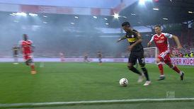 1. Halbzeit: Union Berlin - VfB Stuttgart