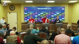 Pressekonferenz: 1. FC Union Berlin - VfB Stuttgart