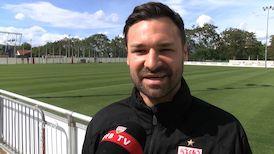 U19-Coach Daniel Teufel im Interview