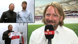 Im Interview: VfB Sportdirektor Sven Mislintat