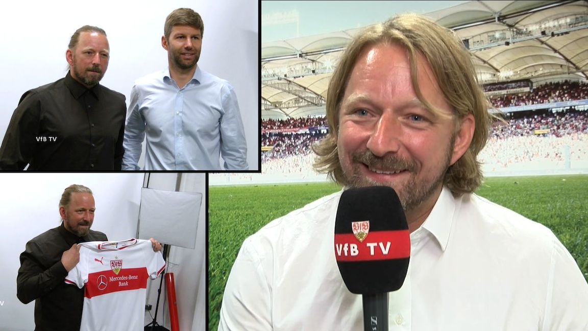 Im Interview: VfB Sportdirektor Sven Mislintat