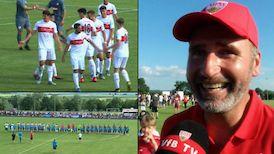 Testspiel: Auswahl Hohenlohe - VfB Stuttgart