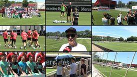 VfB Training & Shooting Day