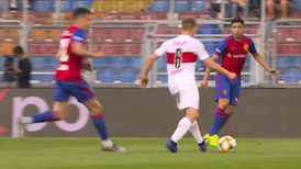 2. Halbzeit: FC Basel – VfB Stuttgart