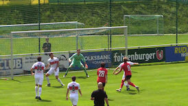 1. Halbzeit: VfB – SC Freiburg
