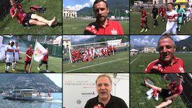 Impressionen und erste Interviews aus Lugano