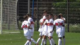 Highlights U17: Karlsruher SC - VfB Stuttgart