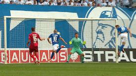 Highlights: Hansa Rostock - VfB Stuttgart