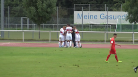 Highlights U19: Kickers Offenbach - VfB Stuttgart