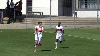 Highlights U17: VfB Stuttgart - 1. FC Nürnberg