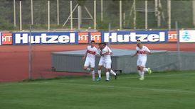 Highlights U17: SV Stuttgarter Kickers - VfB Stuttgart
