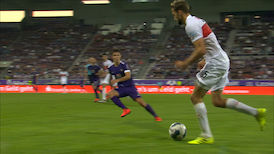2. Halbzeit: Aue - VfB Stuttgart