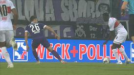 Highlights: Aue - VfB Stuttgart