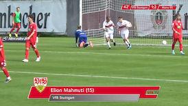 Highlights U17: VfB Stuttgart - 1. FSV Mainz 05