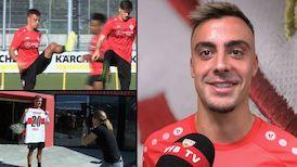 VfB Rückkehrer Philipp Förster im Interview
