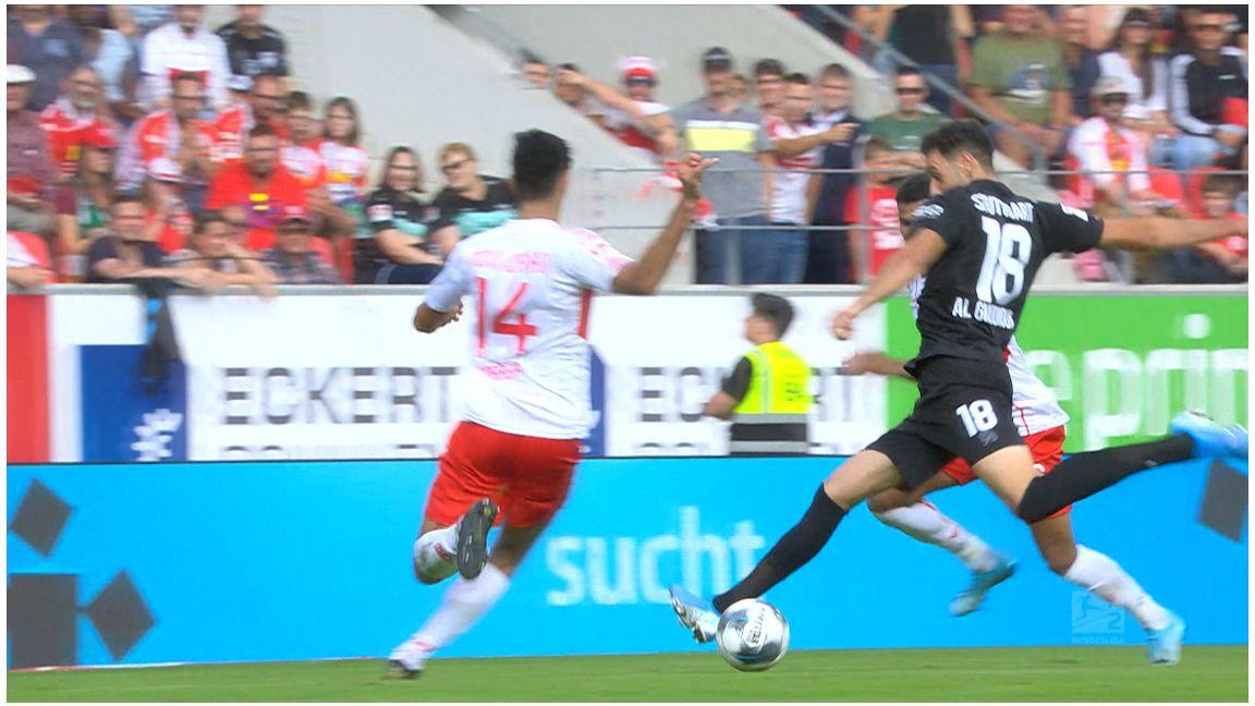 Highlights: Jahn Regensburg - VfB Stuttgart