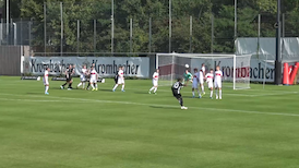 Highlights U19: VfB Stuttgart - SSV Ulm