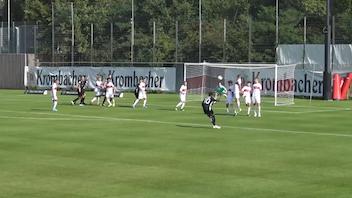 Highlights U19: VfB Stuttgart - SSV Ulm
