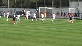 Highlights U17: VfB Stuttgart - Eintracht Frankfurt