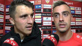 Die Interviews nach dem Heimspiel gegen den SV Wehen Wiesbaden