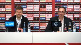 Die PK zur Berufung von Thomas Hitzlsperger zum Vorstandsvorsitzenden