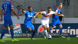 Highlights: VfB Stuttgart - Kieler SV Holstein