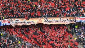 1. Halbzeit: Hamburger SV - VfB Stuttgart