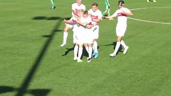 Highlights U19: VfB Stuttgart - SpVgg Greuther Fürth