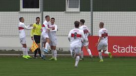 Highlights U17: FC Augsburg - VfB Stuttgart