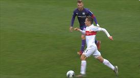 Highlights: VfL Osnabrück - VfB Stuttgart