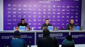 Pressekonferenz: VfL Osnabrück - VfB Stuttgart