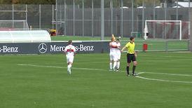 Highlights U19: VfB Stuttgart - SC Freiburg