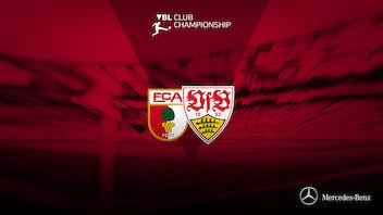Highlights VfB eSports: FC Augsburg - VfB Stuttgart