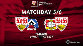 Highlights VfB eSports: VfB Stuttgart - Hamburger SV