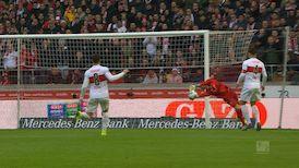 Highlights: VfB Stuttgart - Karlsruhe