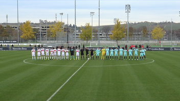 Highlights U19: VfB Stuttgart - 1. FSV Mainz 05