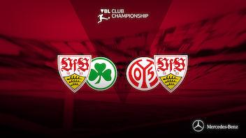 Highlights VfB eSports: VfB Stuttgart - SpVgg Greuther Fürth